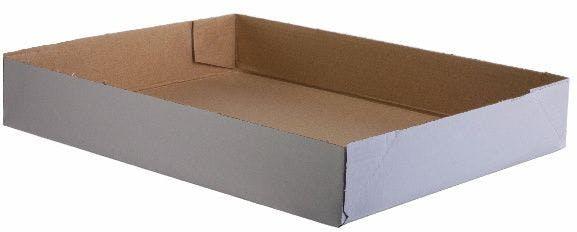 Plateau en carton et polyvalente ,307 x 230 x 47 mm