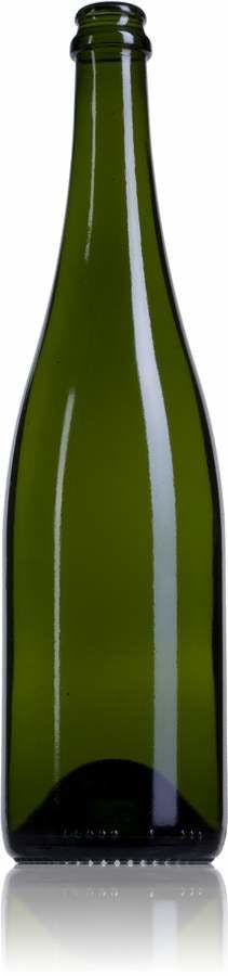 Champagne 75 Ecova AV 750ml Corona CAVA 175 MetaIMGIn Botellas de cristal para cavas