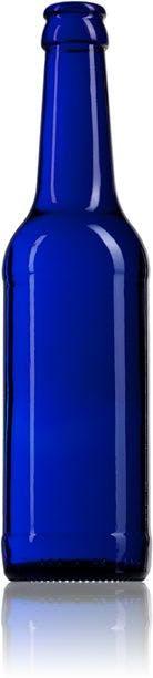 Cerveza ALE azul 330 ml corona 26