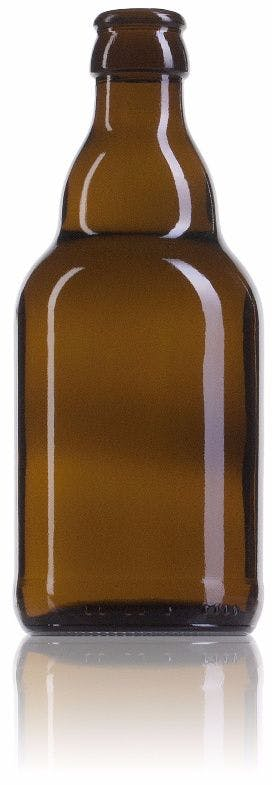 Beer Steinierflasche 330 ml crown 26