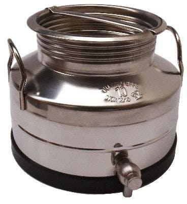Cuve inox 10 litres