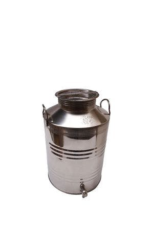 Cuve d'acier inox inox 50 litres