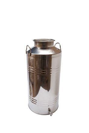 Bidon inox 75 litres