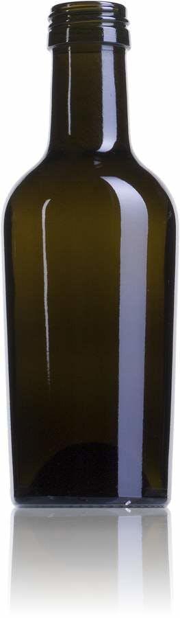 Cubana 250 VE thread finish SPP (A315) MetaIMGIn Botellas de cristal para aceites