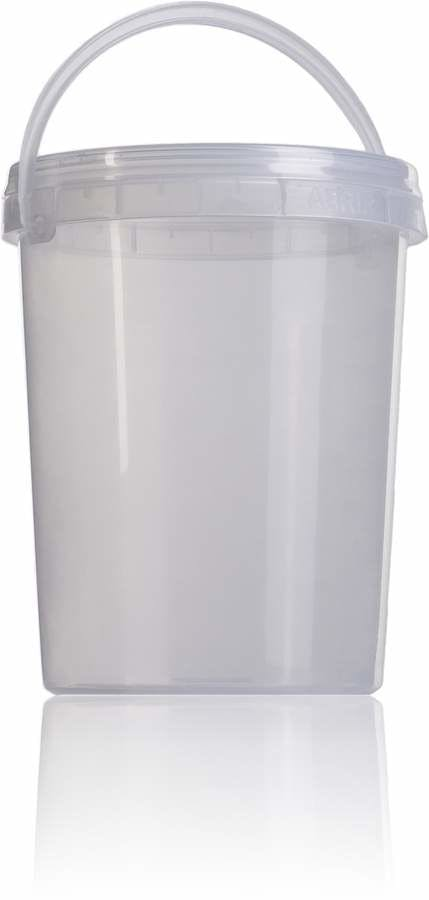 Seau 1 litro MetaIMGFr Cubos de plastico