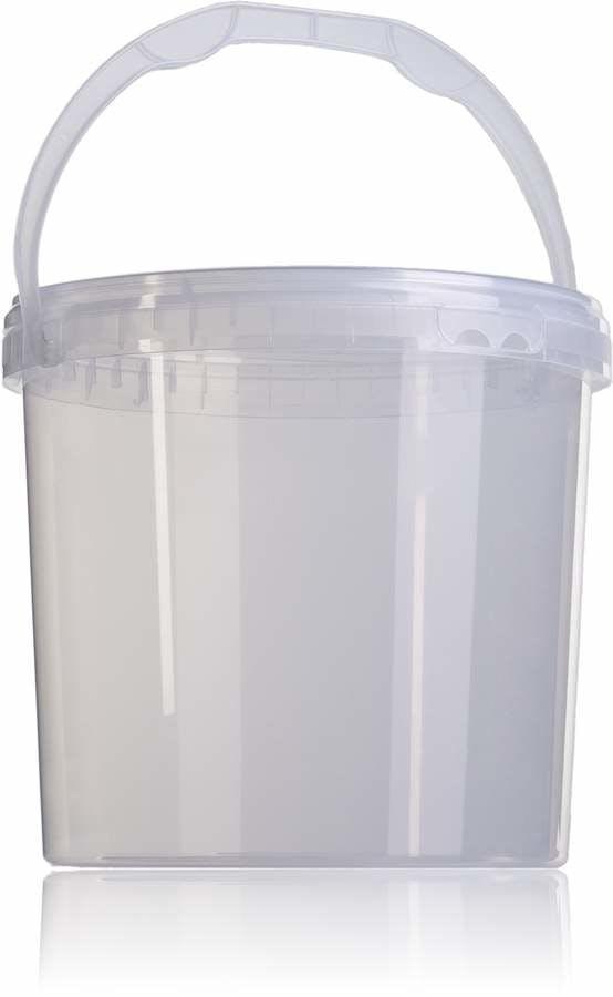 Balde 10 litros Embalagens de plastico Baldes de plastico