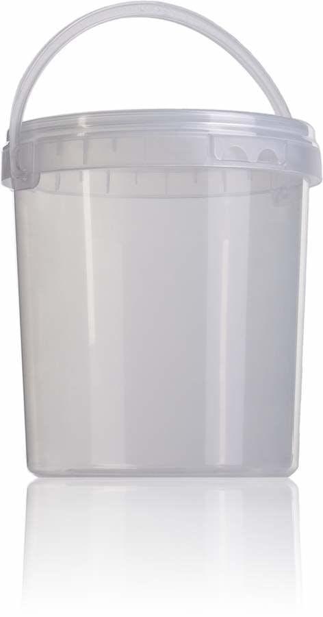 Seau 1,4 litros MetaIMGFr Cubos de plastico