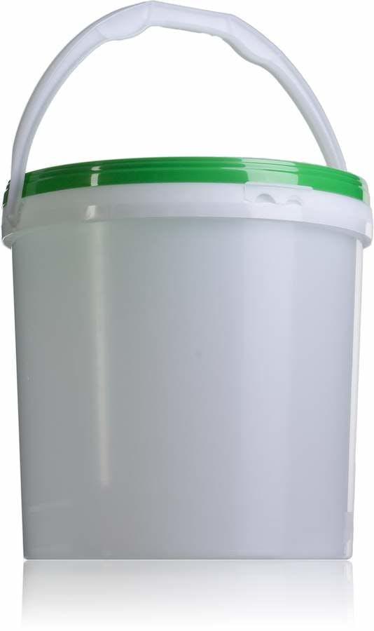 Balde 17 litros Embalagens de plastico Baldes de plastico