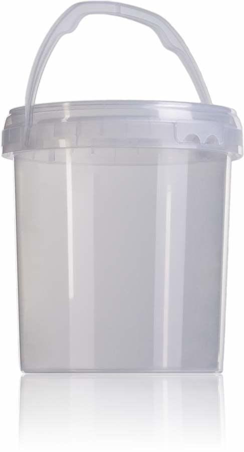 Balde 3 litros Embalagens de plastico Baldes de plastico