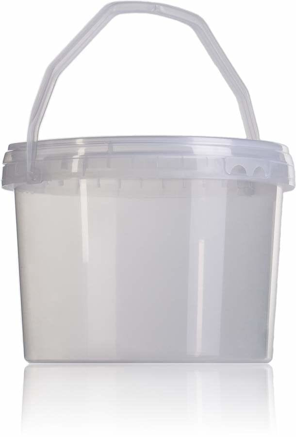 Bucket 4,6 Low liters MetaIMGIn Cubos de plastico