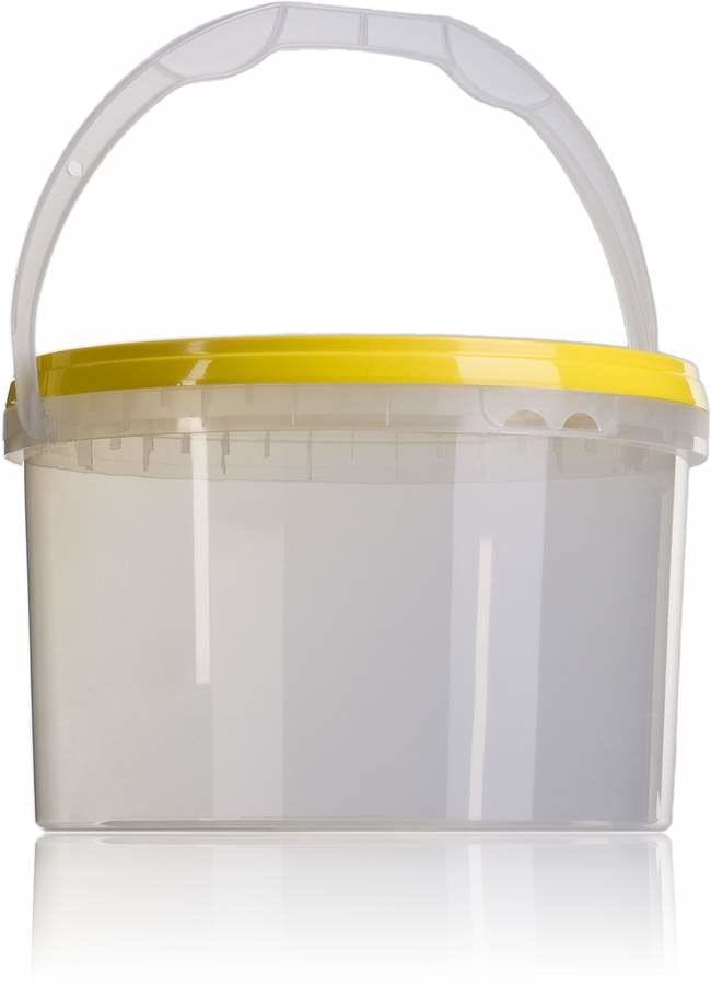 Seau 7,5 Bajo litros MetaIMGFr Cubos de plastico