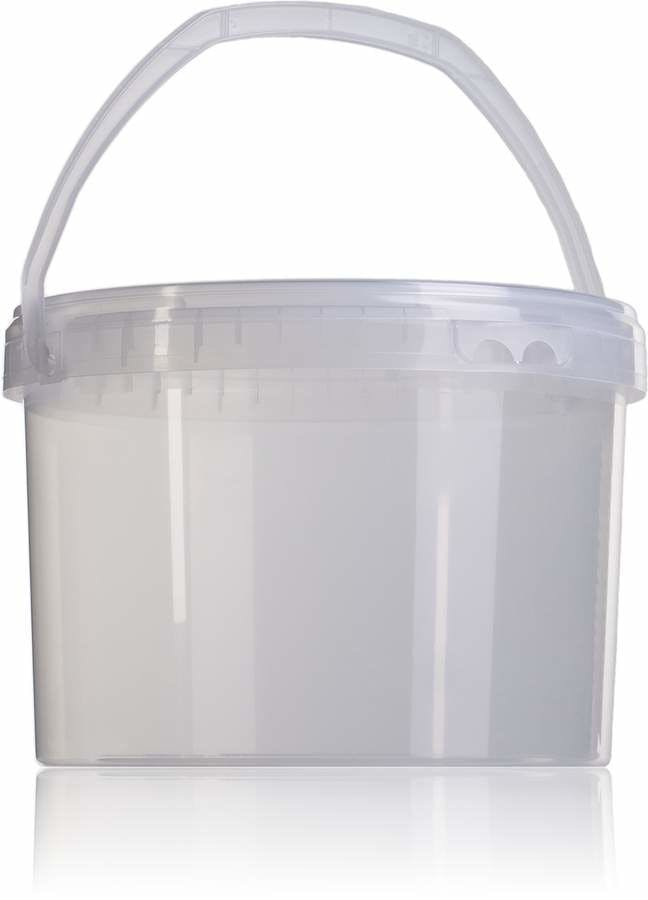 Bucket 8,5 Low liters MetaIMGIn Cubos de plastico