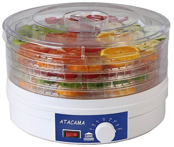 Deshidratador para alimentos Atacama