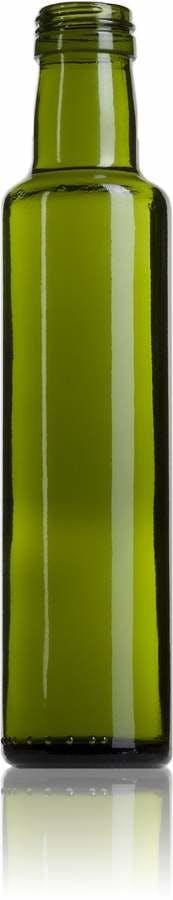 Dorica 250 AV thread finish SPP (A315) MetaIMGIn Botellas de cristal para aceites