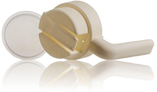 Dosificador de miel con obturador plano TO 66