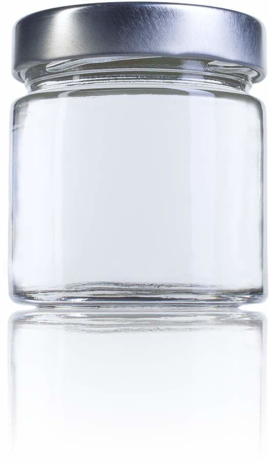Élite 212 ml TO 066 AT MetaIMGFr Tarros, frascos y botes de vidrio