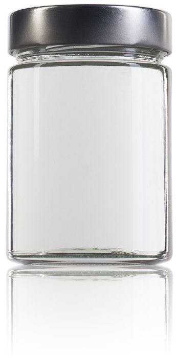 tarro de cristal Ergo 359 ml TO 070 AT