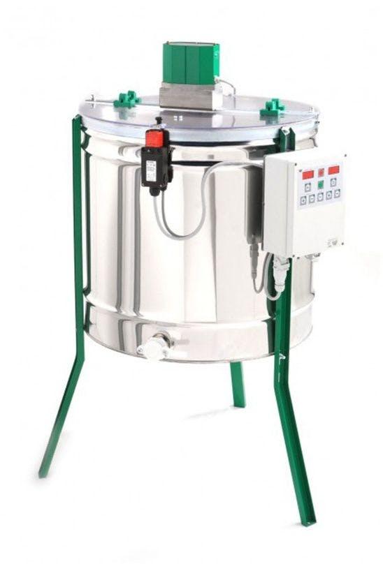 Extracteur de miel Ibiza avec moteur pour 4 cadres SAF