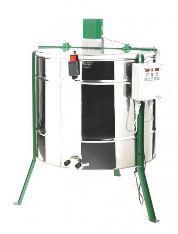 Extractor de miel reversible Malaga con motor