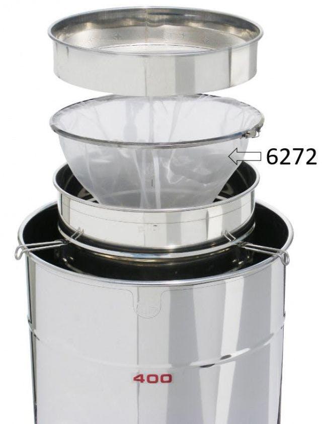 Filtro de recambio para doble filtrado 200-400 kg