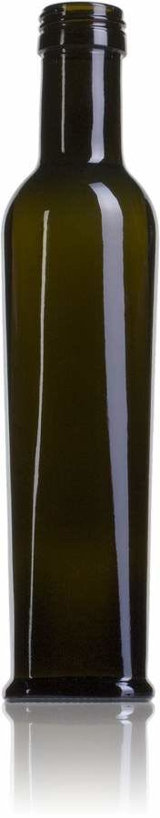 Fiorentina 250 VE boca Rosca SPP (A315)-envases-de-vidrio-botellas-de-cristal-aceites-y-vinagres