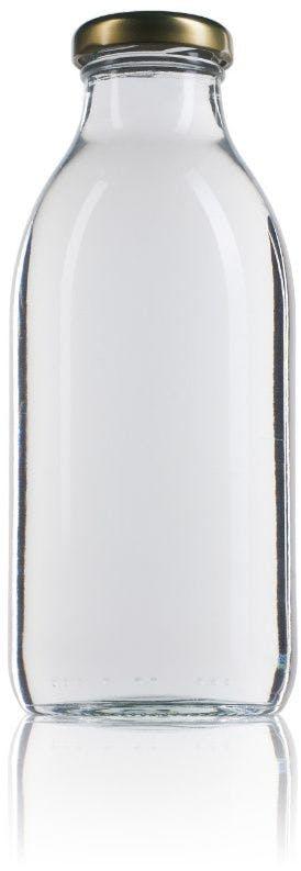 Zumo Polpa 500  ml TO 038-envases-de-vidrio-botellas-de-cristal-para-zumos