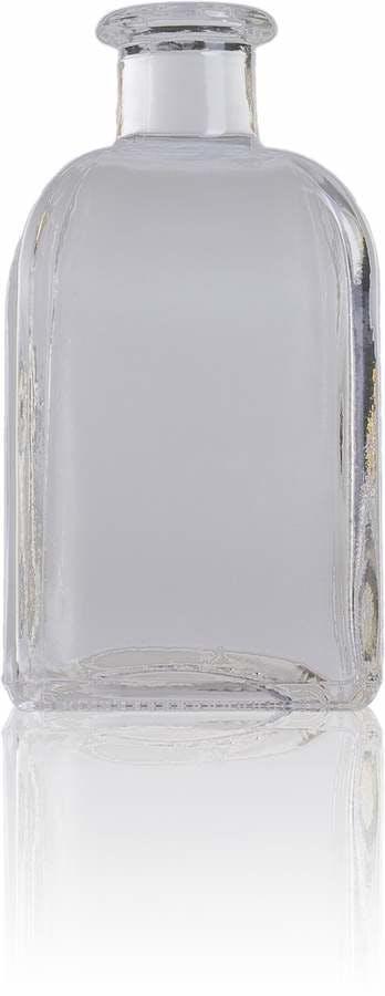 Frasca 100 BL MetaIMGIn Botellas de cristal para aceites