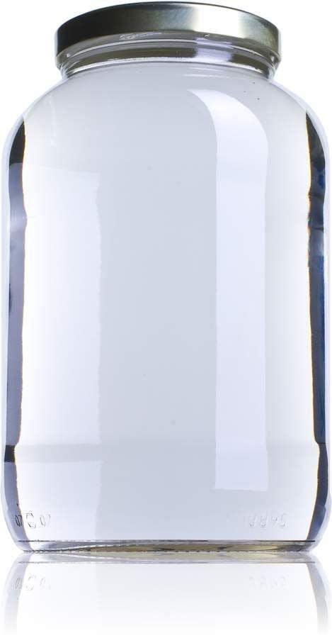 Galón 110-3895ml-TO-110-envases-de-vidrio-tarros-frascos-de-vidrio-y-botes-de-cristal-para-alimentación