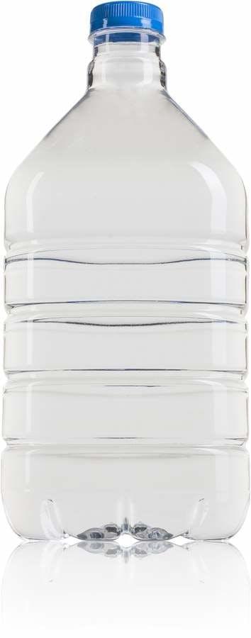 Garrafa PET 3 litros Embalagens de plastico Garrafão e bidão de plastico