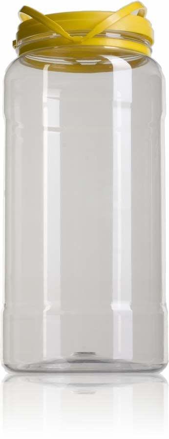 Garrafa PET 3,700 litros Embalagens de plastico Garrafão e bidão de plastico
