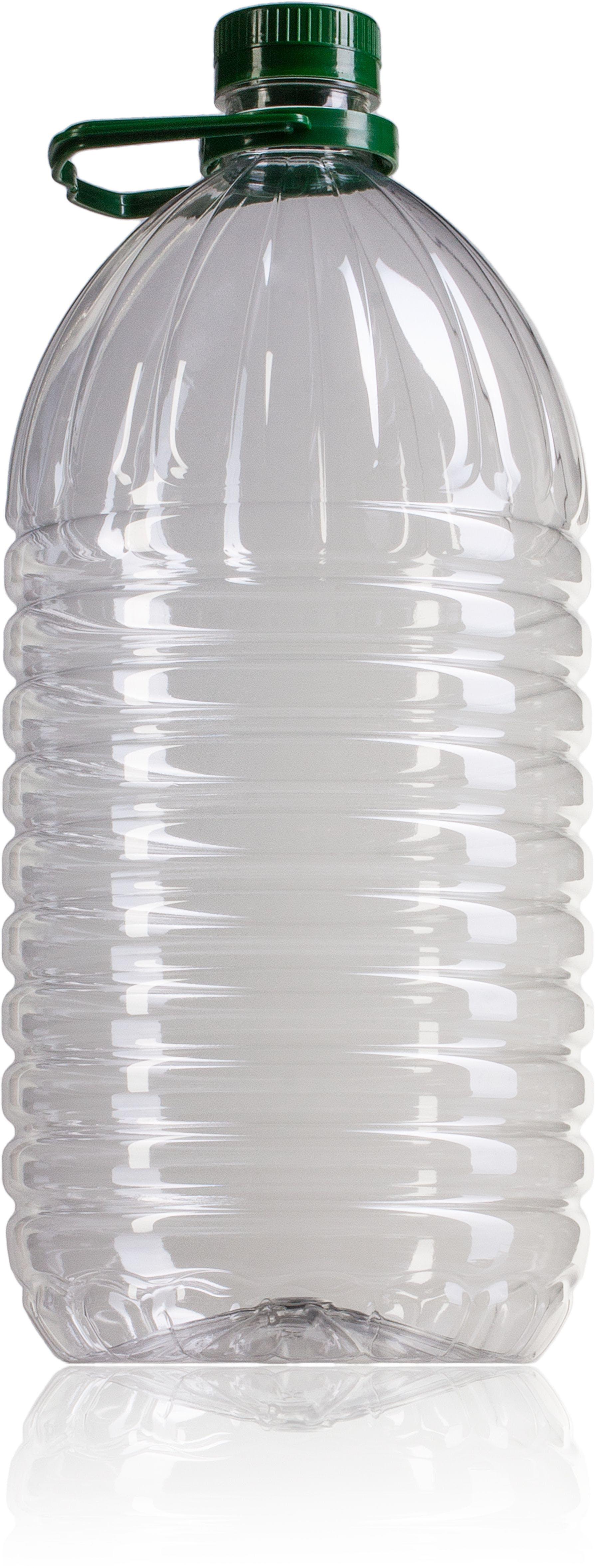 Garrafa PET 5 litros , Garrafas y bidones de plastico , Comprar Envases de plasticos