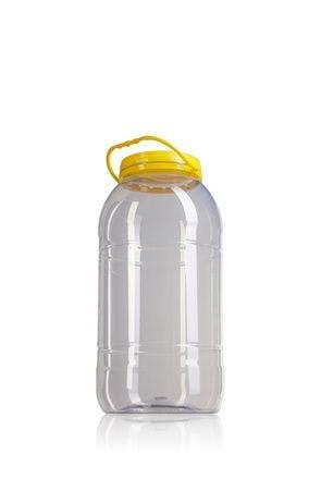 Garrafa PET 7,310 litros Embalagens de plastico Garrafão e bidão de plastico