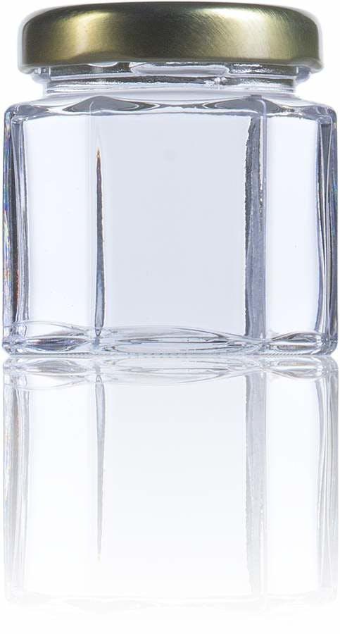 Hexa  47 47ml TO 043 MetaIMGFr Tarros, frascos y botes de vidrio
