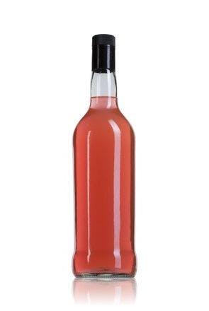 Licor 100 cl-1000ml-Guala-DOP-Irrellenable-envases-de-vidrio-botellas-de-cristal-y-botellas-de-vidrio-para-licores