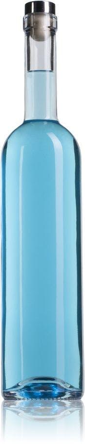 Licor Futura 70 cl-700ml-Corcho-STD-185-envases-de-vidrio-botellas-de-cristal-y-botellas-de-vidrio-para-licores