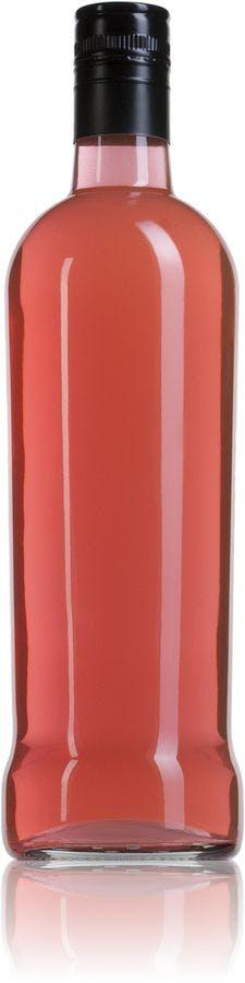 Licor Manila Ecova 70 cl-700ml-Rosca-SPP31.5x44-envases-de-vidrio-botellas-de-cristal-y-botellas-de-vidrio-para-licores