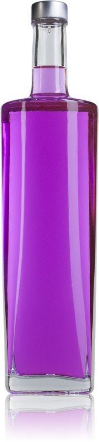 Licor Miami 70 cl-700ml-Rosca-GPI400-28-envases-de-vidrio-botellas-de-cristal-y-botellas-de-vidrio-para-licores