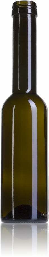 Lírica 250 VE boca Rosca SPP (A315)-envases-de-vidrio-botellas-de-cristal-aceites-y-vinagres