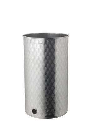 Madurador de aço inoxidável de 100 Kg Quattro effe