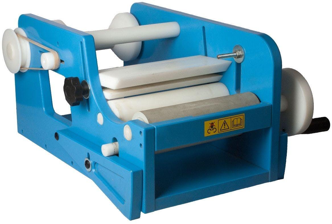 Máquina etiquetadora manual