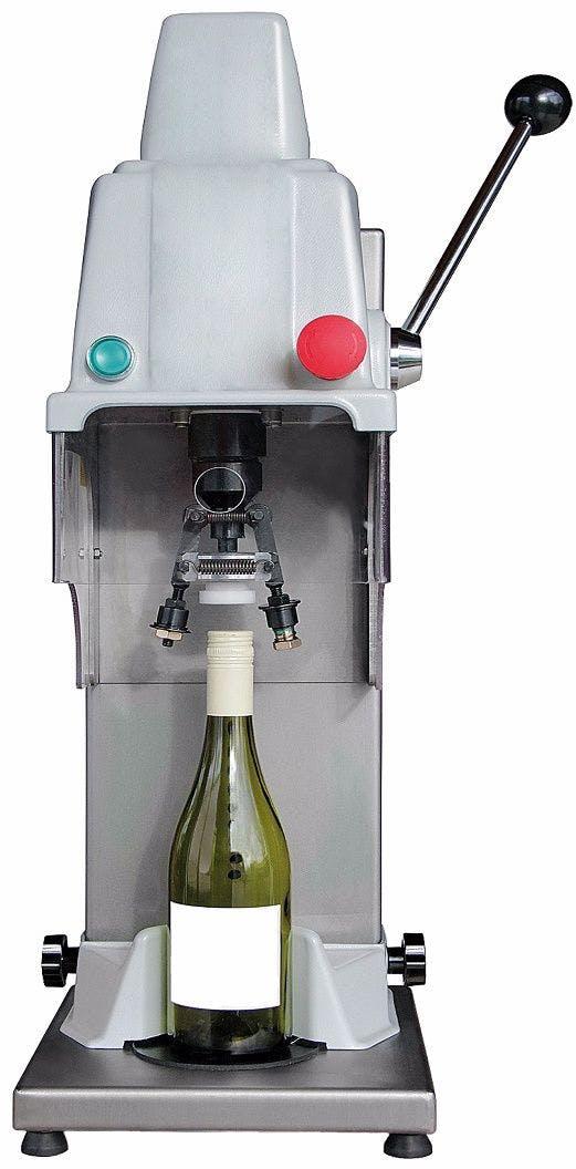 machine de capsulage Pilfer