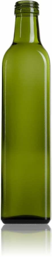 Marasca 500 AV marisa Rosca SPP (A315) Embalagens de vidrio Botellas de cristal   aceites y vinagres