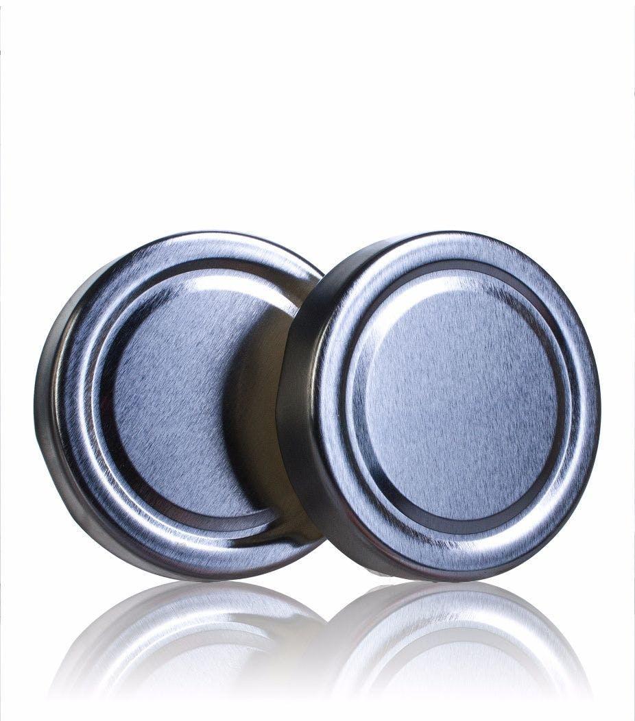 Lid TO 70 ALTA TNV Silver Pasteurization ESBO BPAni  MetaIMGIn Tapas de cierre