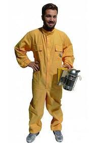 Combinaison d'apiculteur jaune taille S Lega