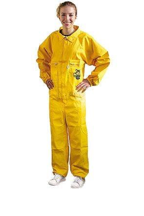 Mono de apicultura amarillo talla XL Lega