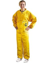Yellow beekeeping jumpsuit size XL Lega