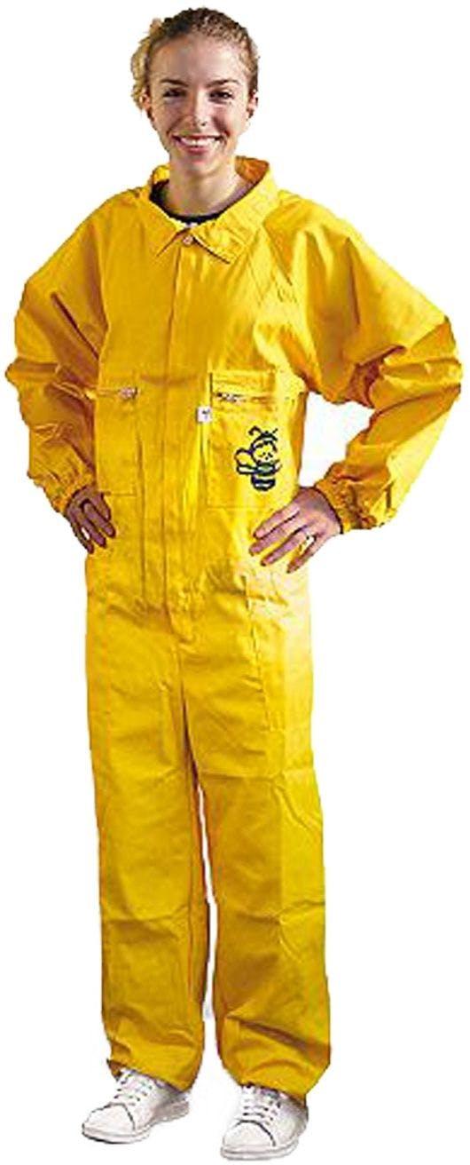 Yellow beekeeping jumpsuit size XL Lega