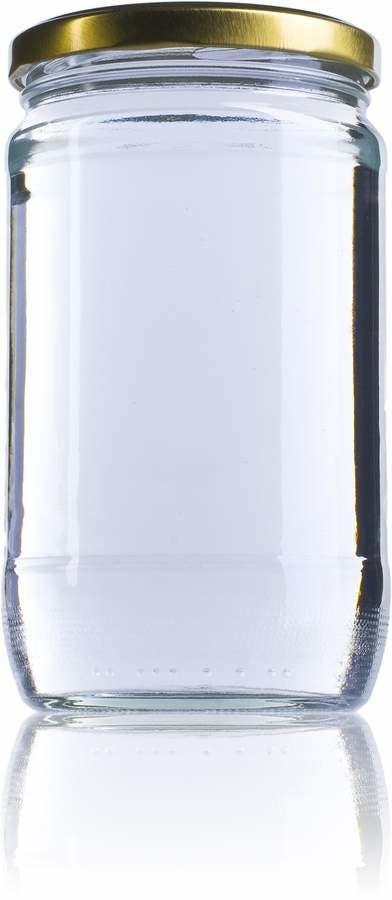 N 720 720ml TO 082 MetaIMGIn Tarros, frascos y botes de vidrio