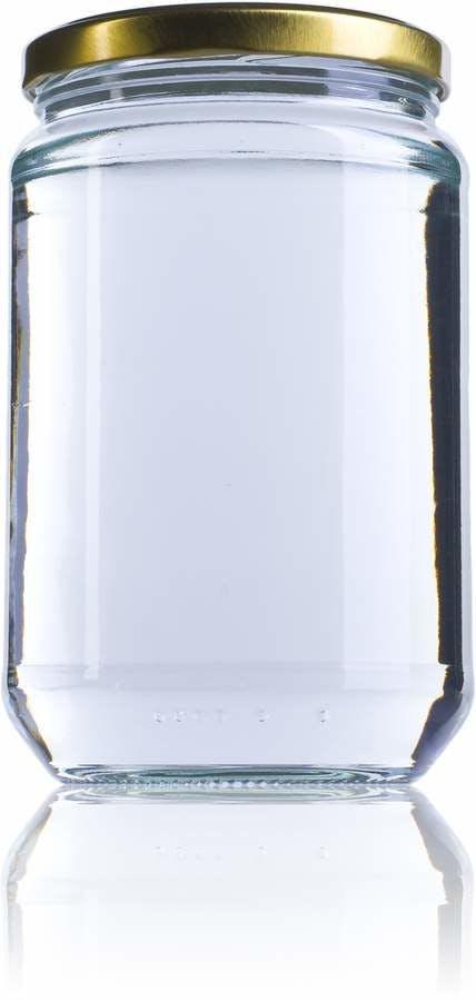 N 750 750ml TO 082 MetaIMGFr Tarros, frascos y botes de vidrio