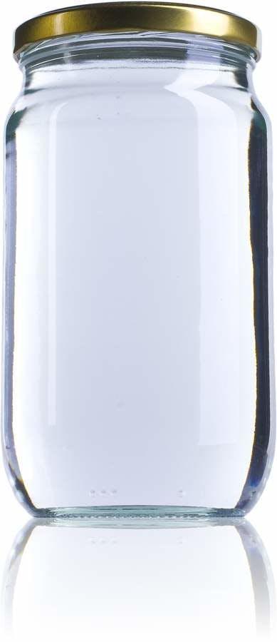 N 850 850ml TO 082 MetaIMGIn Tarros, frascos y botes de vidrio